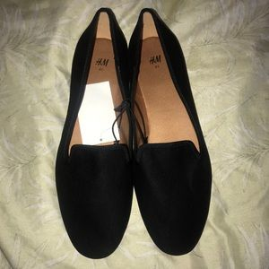 Black H&M dressy shoes